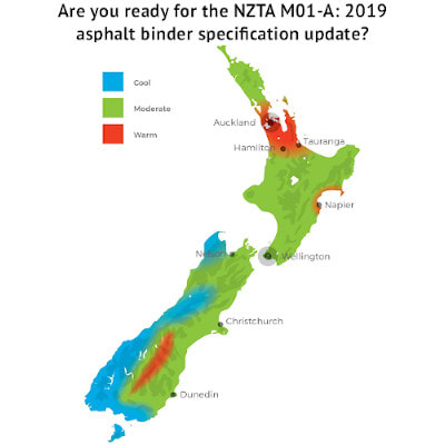 Future of Bitumen testing in NZ