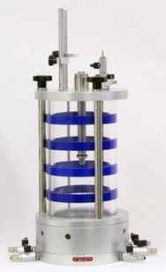 Banded triaxial cells